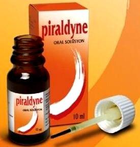 Piraldyne solüsyon