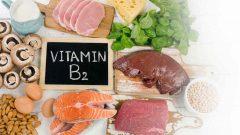 B2 Vitamini Nedir ve Ne İşe Yarar