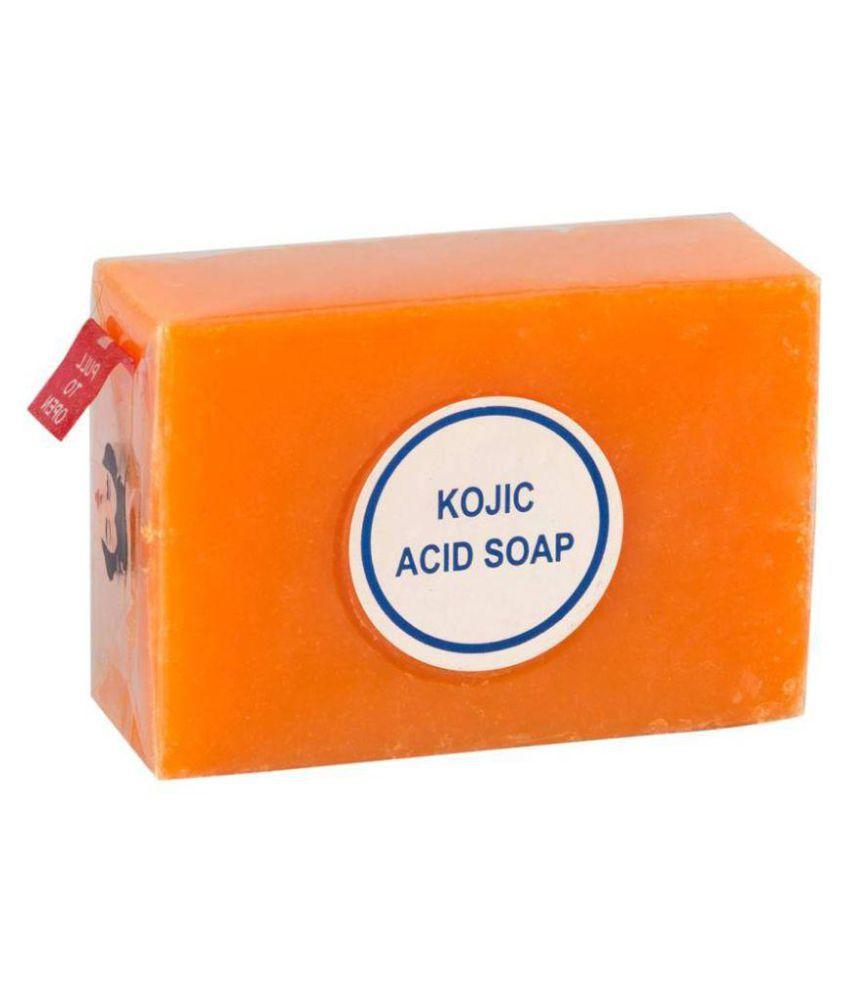 Kojik Asit sabun nedir ve ne işe yarar. Yüzünüzde veya diğer bölgelerde kullanılan Kojik Asit sabun kullananlar