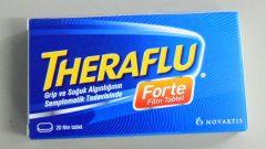 Theraflu Forte Ne İşe Yarar Kullanımı