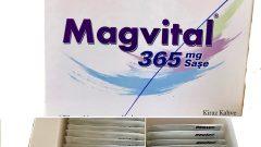 Magvital 365 mg Nedir ve Ne İşe Yarar