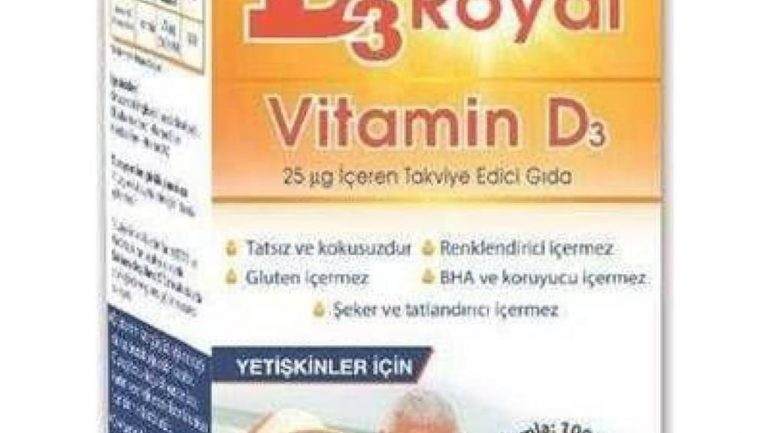 D3 Royal Vitamin Nasıl Kullanılır , Yorumlar