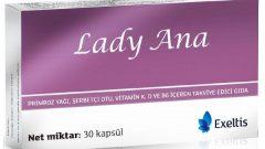 Lady Ana 30 Kapsül Nedir ve Ne İşe Yarar