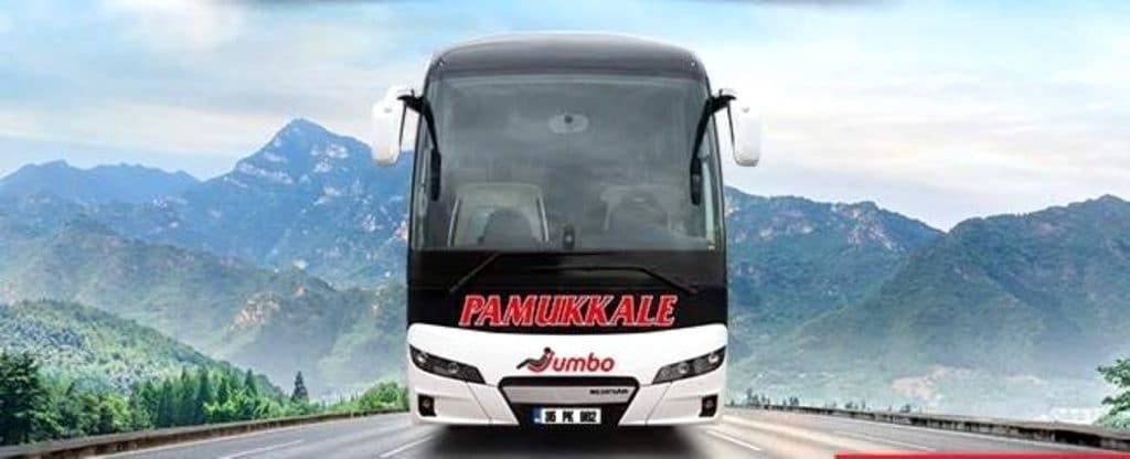 Pamukkale Turizm Jumbo Otobüs