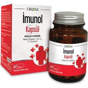 imunol kapsül