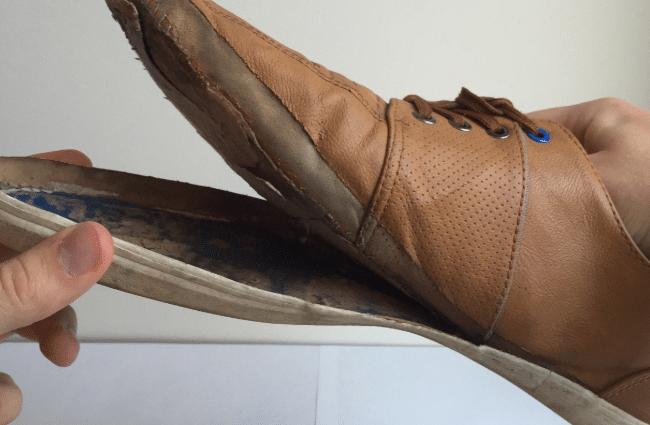 Ayakkabı Tabanı Değişimi